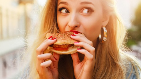 Antibiotics cause obesity – not fast food!