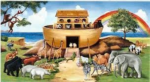 Noah's Ark on a stick is how we get to the stars - soon