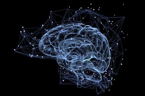 Do humans emit a unique quantum brain print?