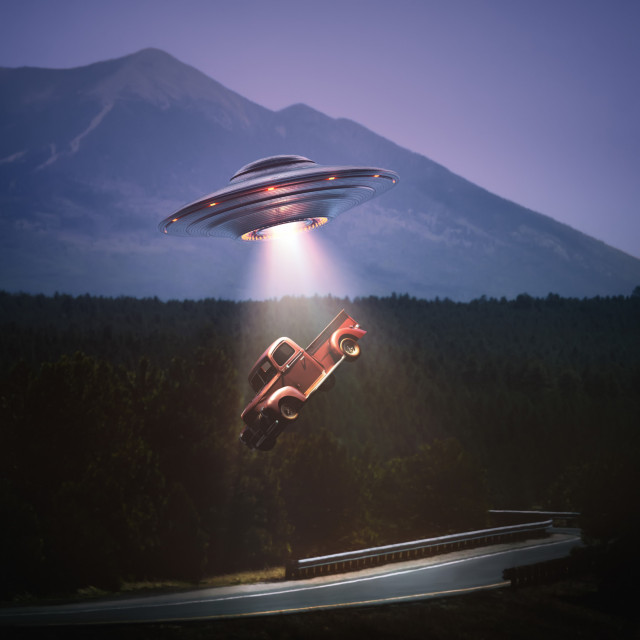 Are UFOs Drones – Terrestrial or Otherwise?