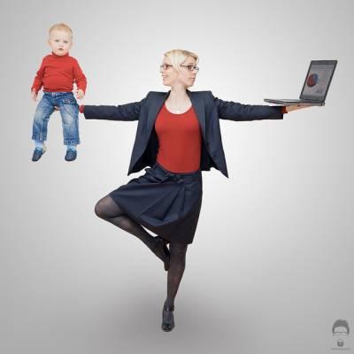 Does Work-Life Balance Reduce Innovation?