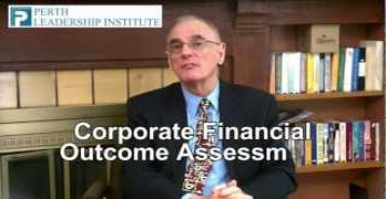 CORPORATE FINANCIAL OUTCOME ASSESSMENT™